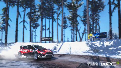 Watch WRC 5 Season Pass  trailer
