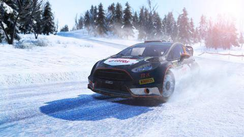Watch WRC 5 World Rally Championship trailer