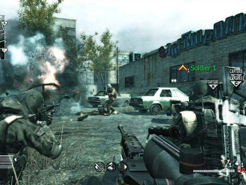 call of duty 4 modern warfare multiplayer free download pc