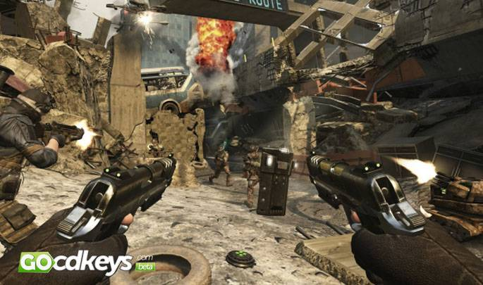 Call Of Duty Black Ops Ii With Revolution Map Pack on