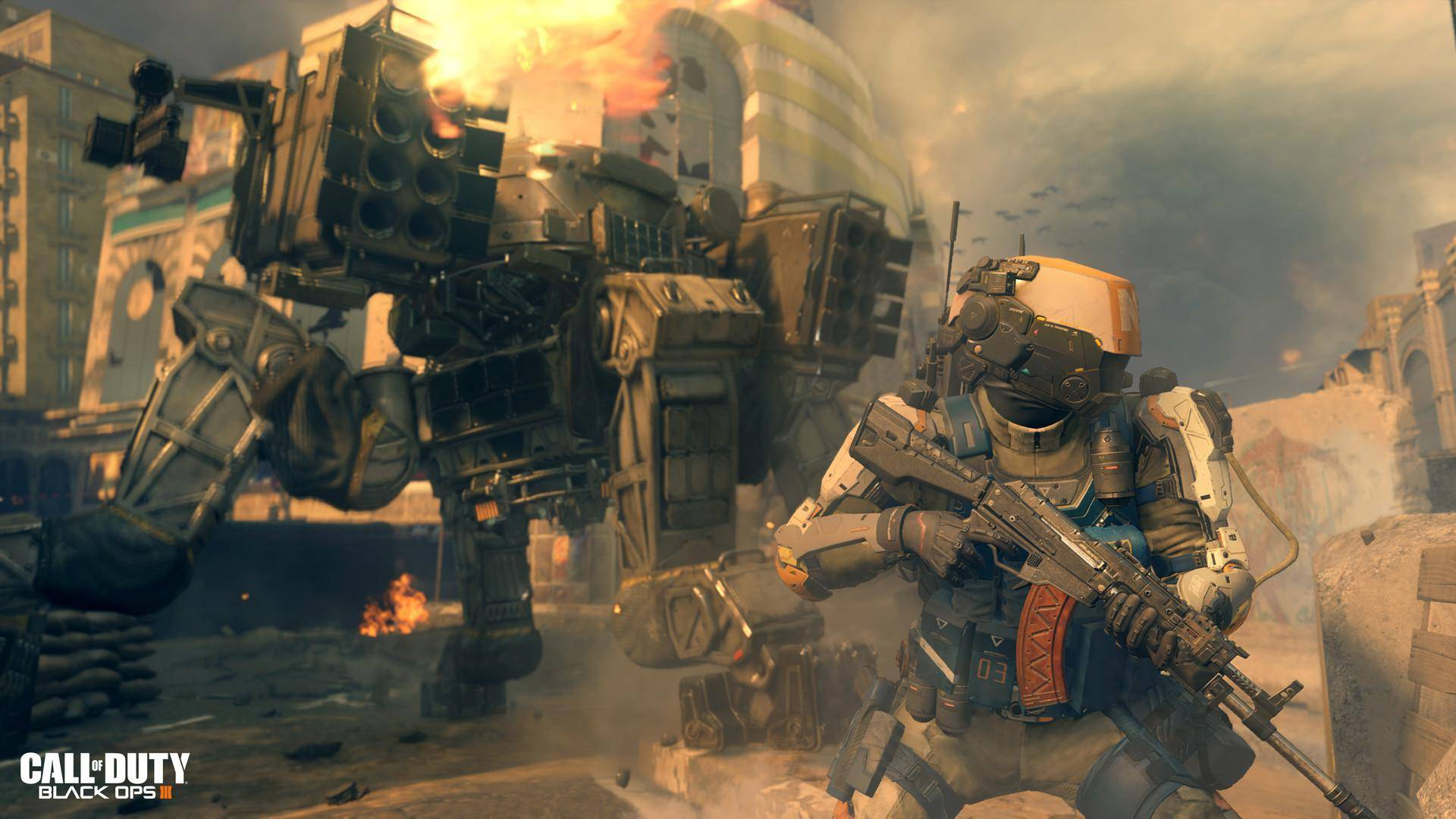 Trailer von Call of Duty Black Ops 3 BETA  anschauen
