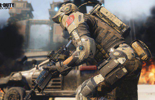 Article title about Call of Duty Black Ops 3