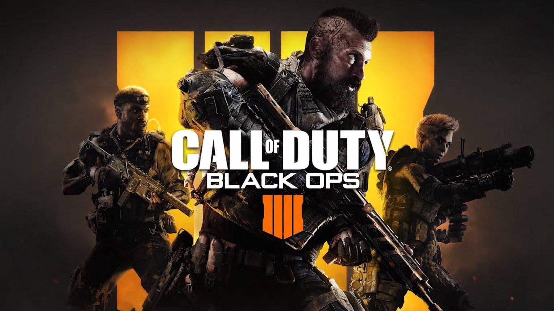 Article title about Call of Duty: Black Ops 4