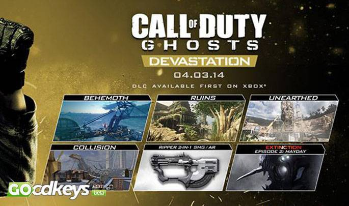 Buy Call Of Duty Ghosts Devastation Dlc Pc Cd Key For Steam Compare Prices