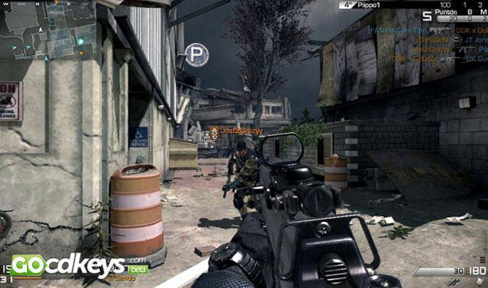 Regarder la bande-annonce de Call of Duty Ghosts