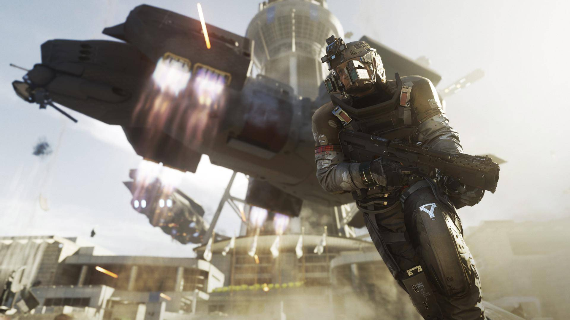 Regarder la bande-annonce de Call of Duty Infinite Warfare
