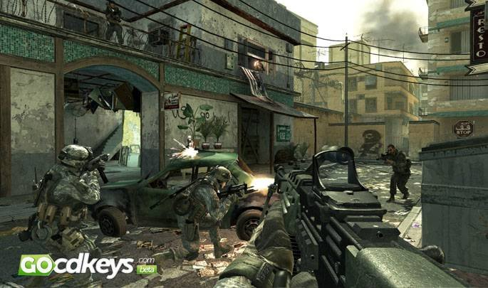 Article title about Call of Duty: Modern Warfare 2