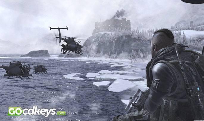 Psych no intro fix Call of Duty: Modern Warfare 2 All