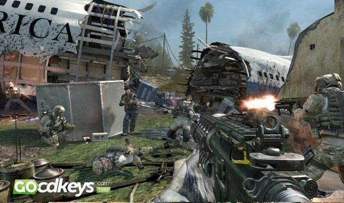 Trailer von Call Of Duty: Modern Warfare 3 Collection 1 DLC  anschauen