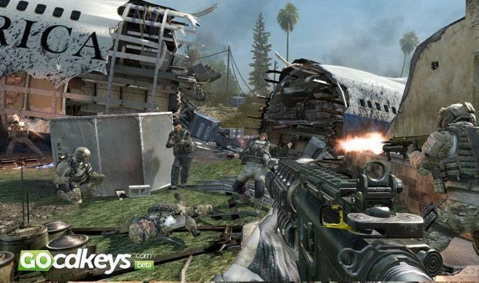 Call Of Duty: Modern Warfare 3 Collection 1 DLC