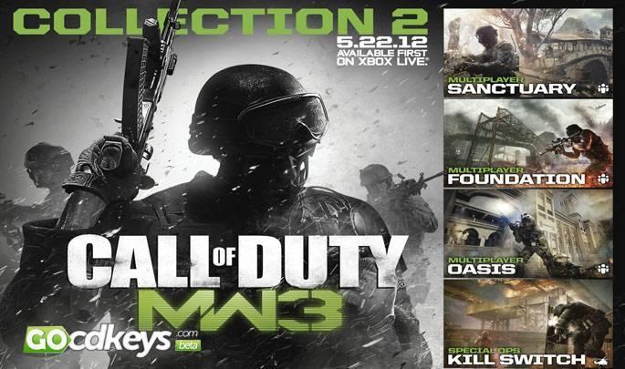 cd key call of duty 2 modern warfare