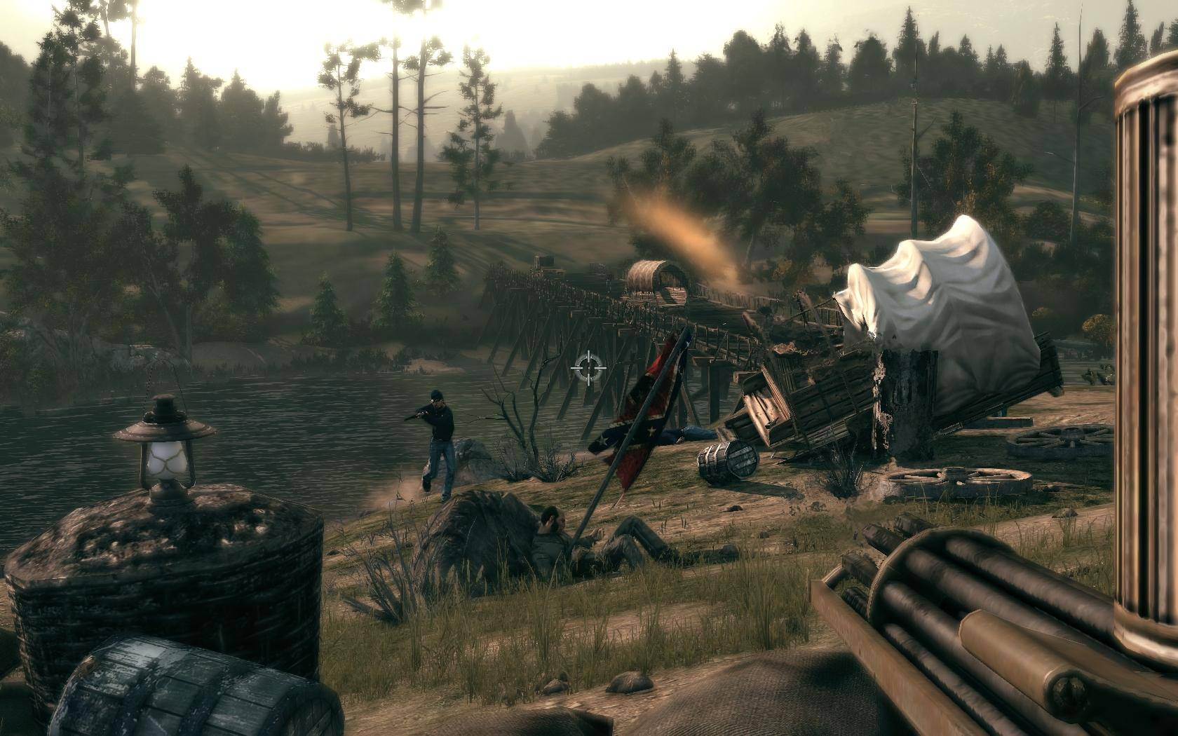 Trailer von Call of Juarez: Bound in Blood  anschauen