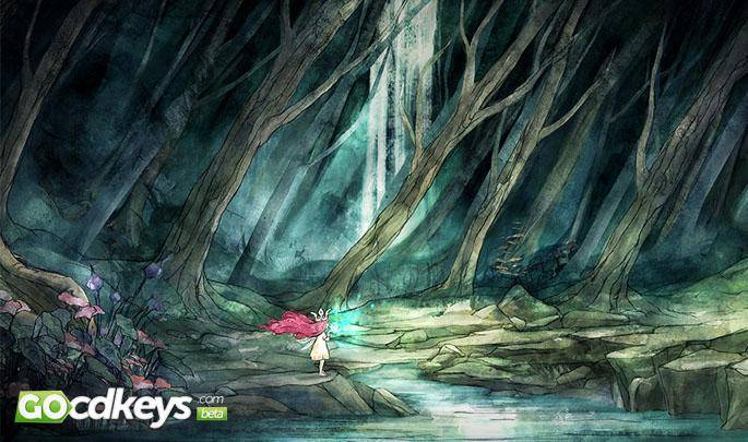 Trailer von Child of Light anschauen