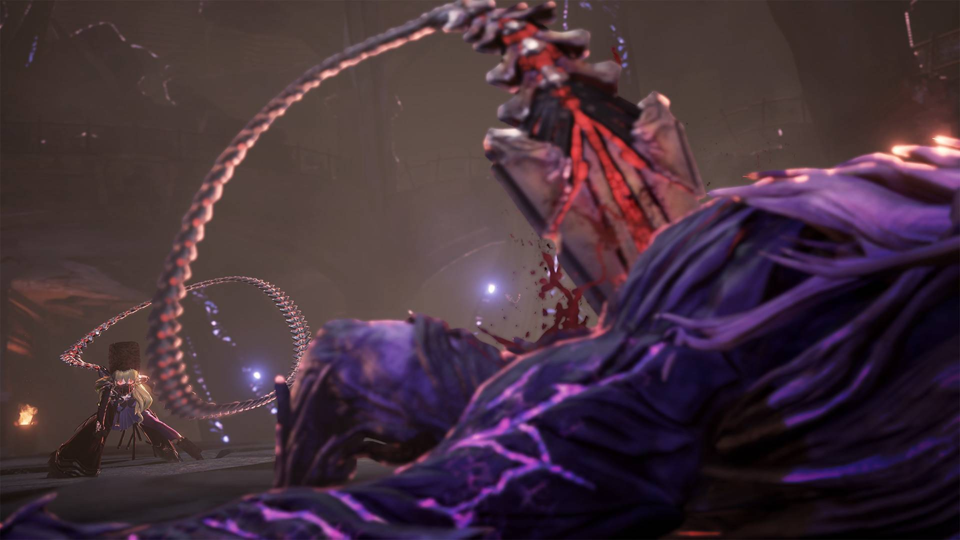 Article title about CODE VEIN