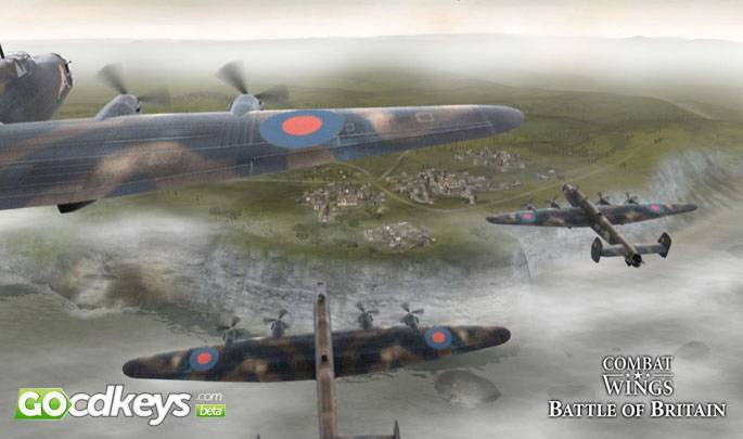 Regarder la bande-annonce de Combat Wings: Battle of Britain