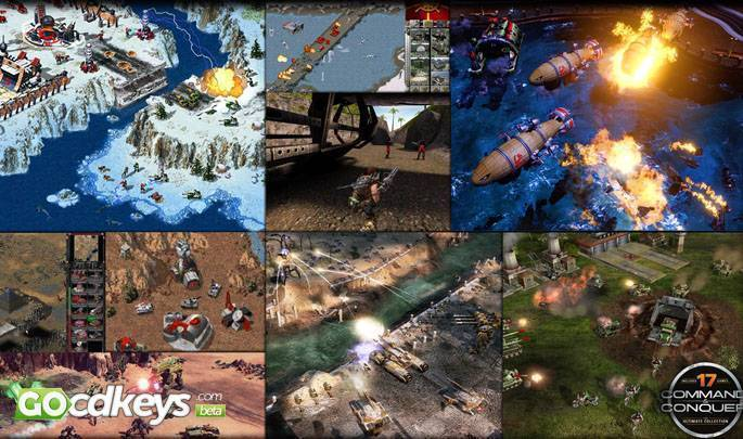 command and conquer generals activation key