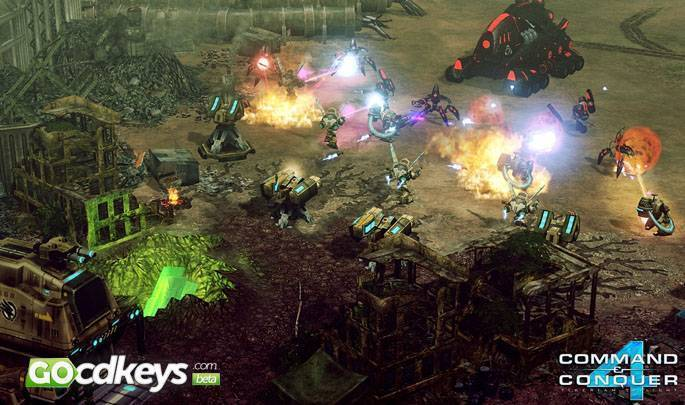 command and conquer 4 tiberian twilight cd key free