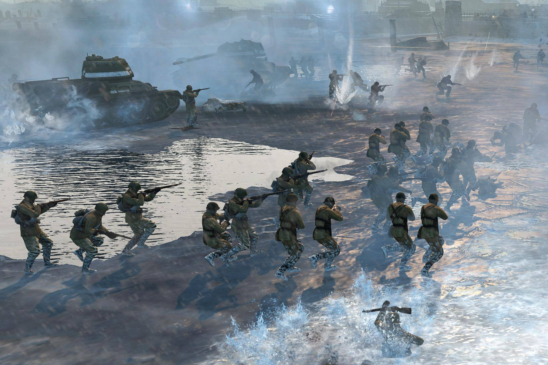 Company Heroes Ardennes Assault