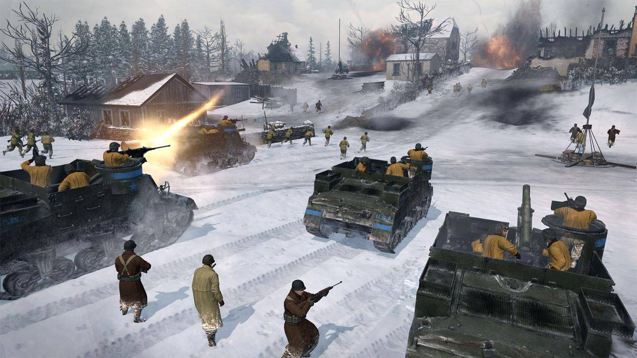 Buy Company Of Heroes 2 Master Collection Pc Cd Key For Steam