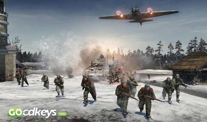 Article title about Company of Heroes