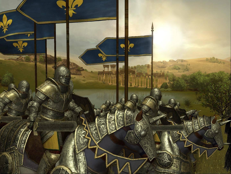 Crusaders thy kingdom come russia