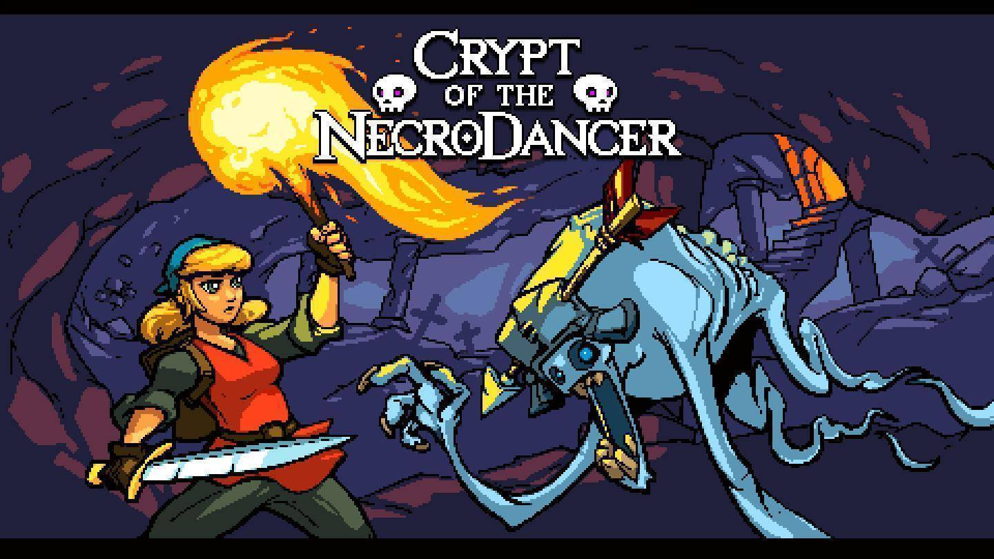 Article title about Crypt of the NecroDancer