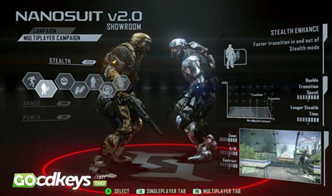 Article title about Crysis 2