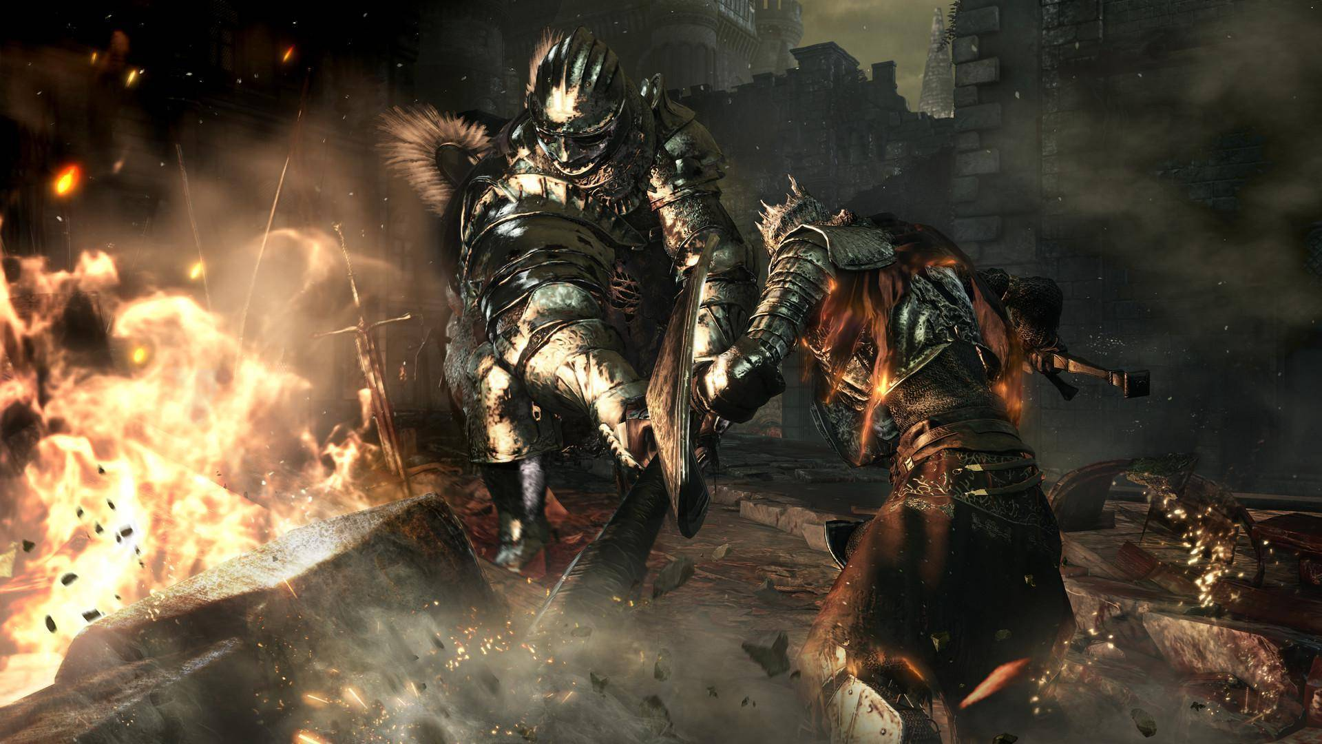 Article title about Dark Souls 3