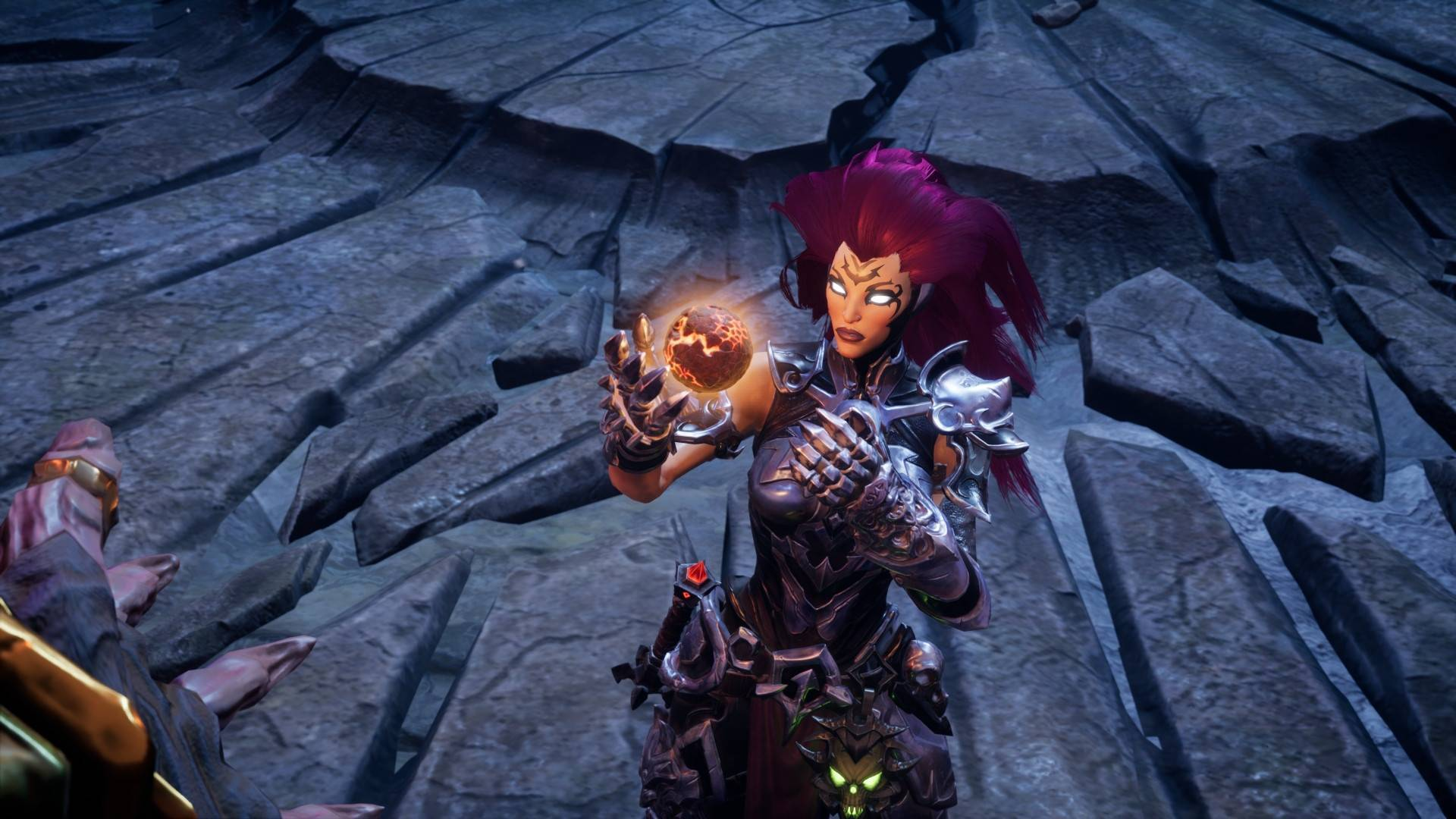 Article title about Darksiders III