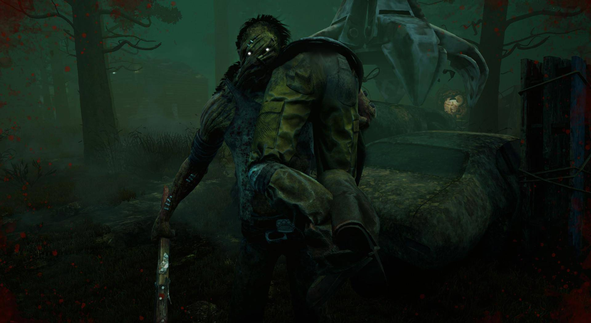 Article title about Dead by Daylight