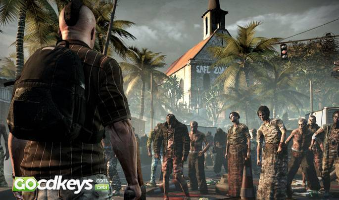 Article title about Dead Island