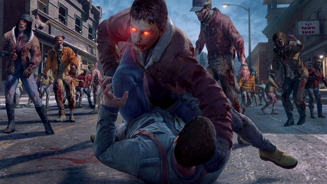 Article title about Dead Rising 4