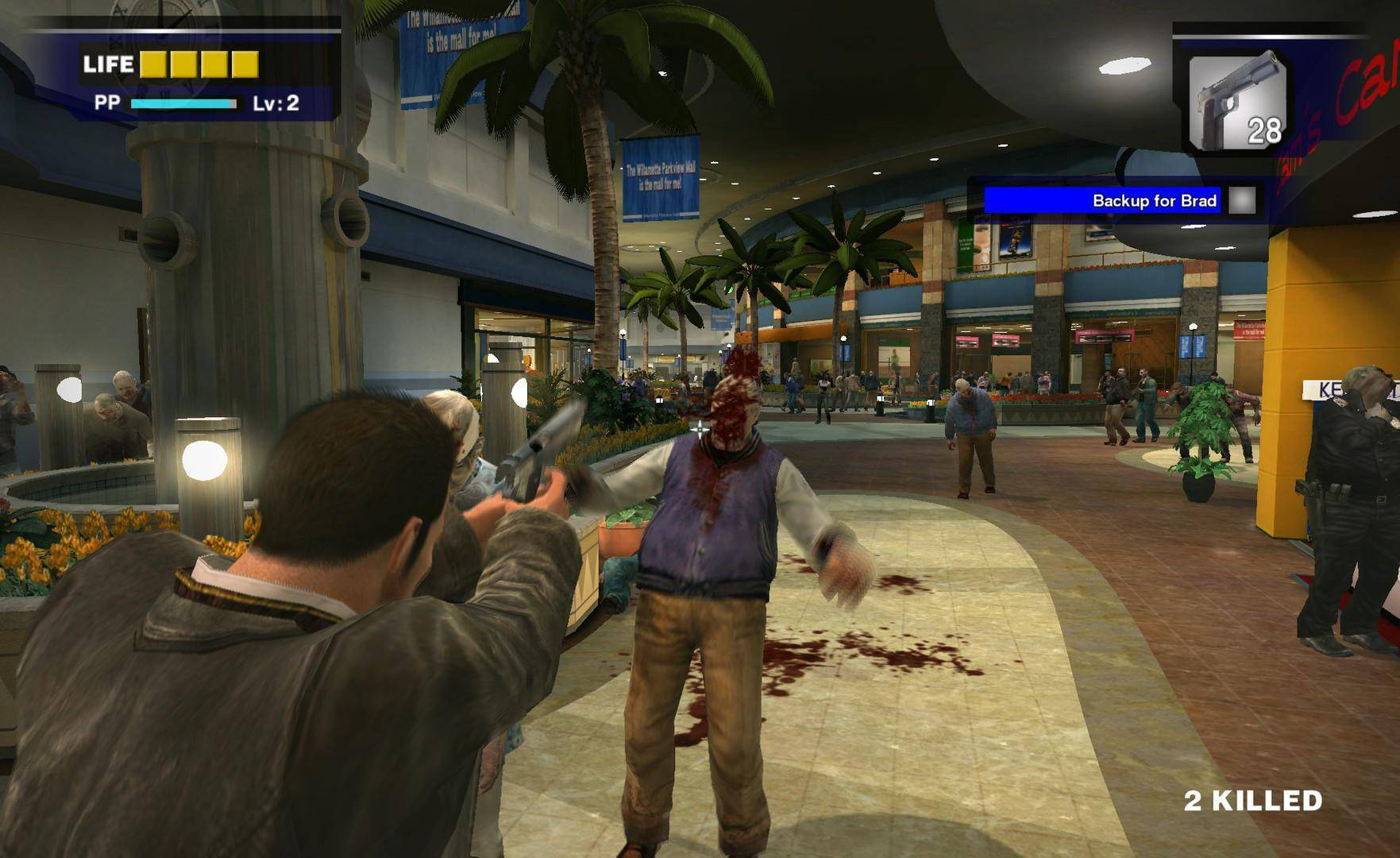 Article title about Dead Rising