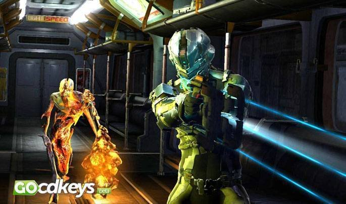 Serial key for PC dead space