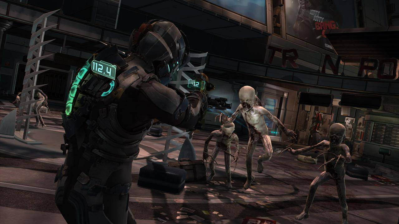 Article title about Dead Space