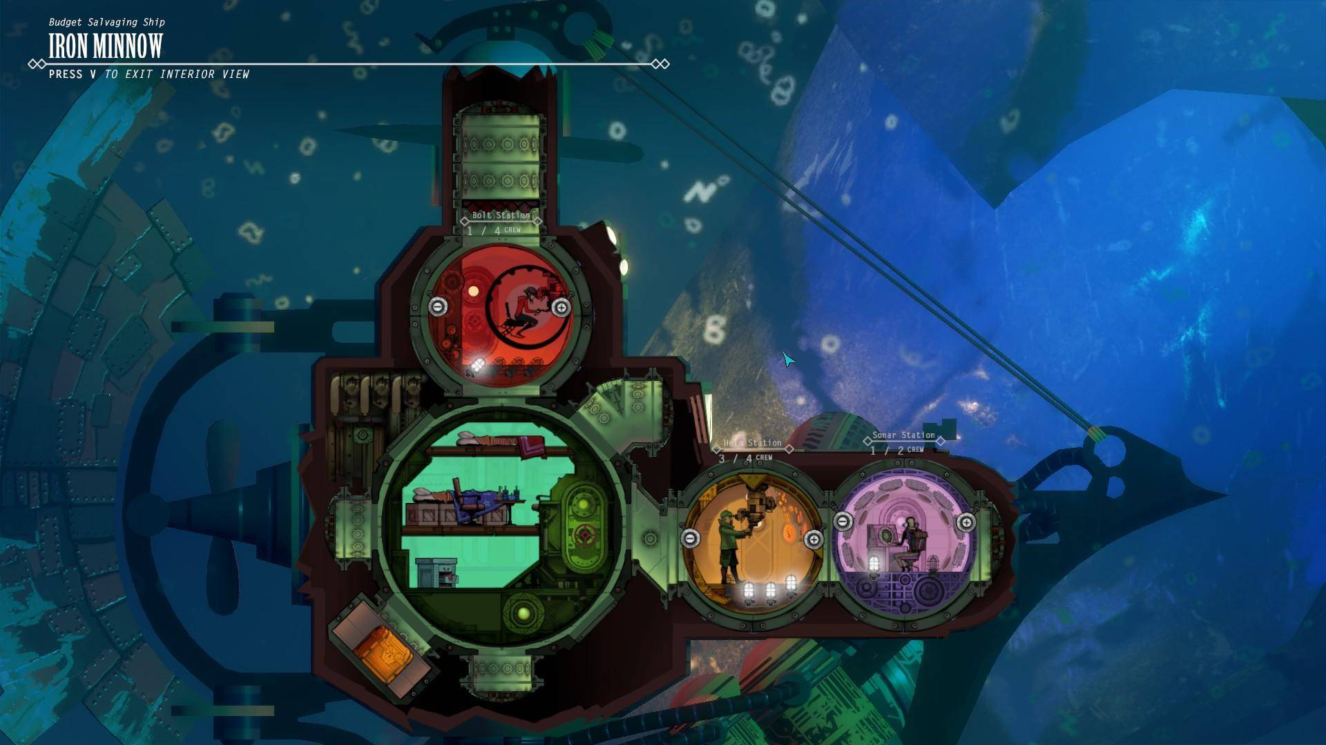Article title about Diluvion