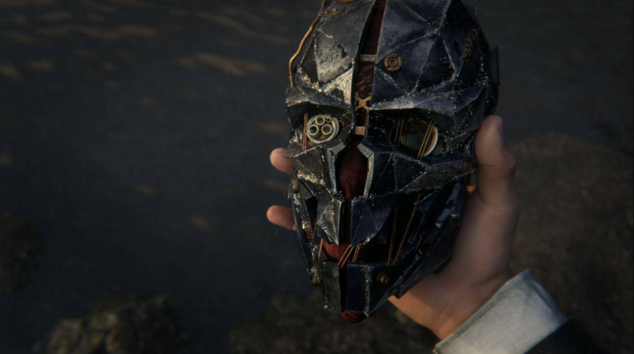 Article title about Dishonored 2