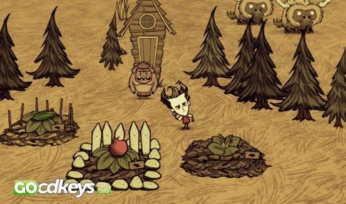 Article title about Dont Starve