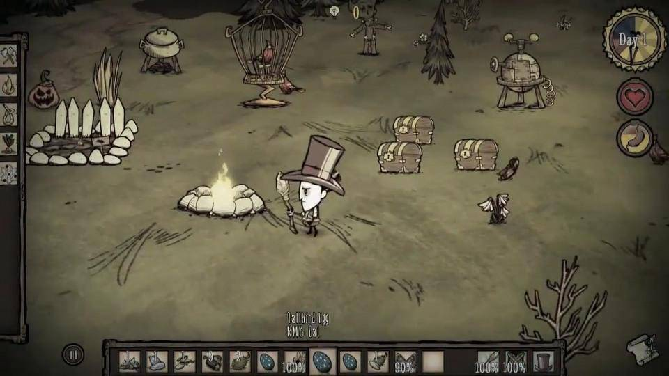 Titel des Artikels überDont Starve Together