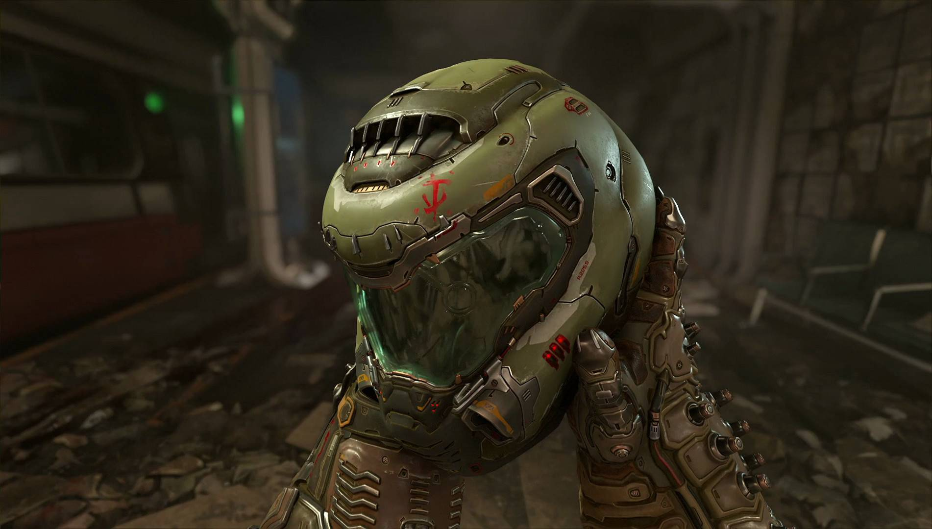 Article title about DOOM Eternal