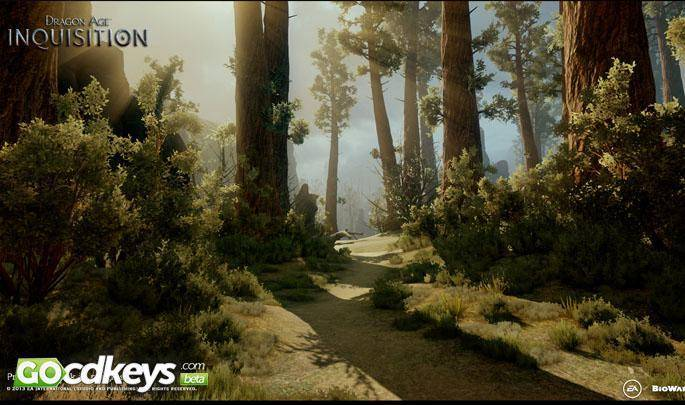Trailer von Dragon Age 3 Inquisition anschauen