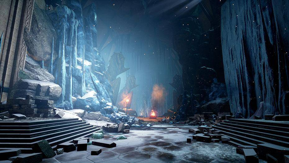 Trailer von Dragon Age Inquisition Jaws of Hakkon DLC  anschauen