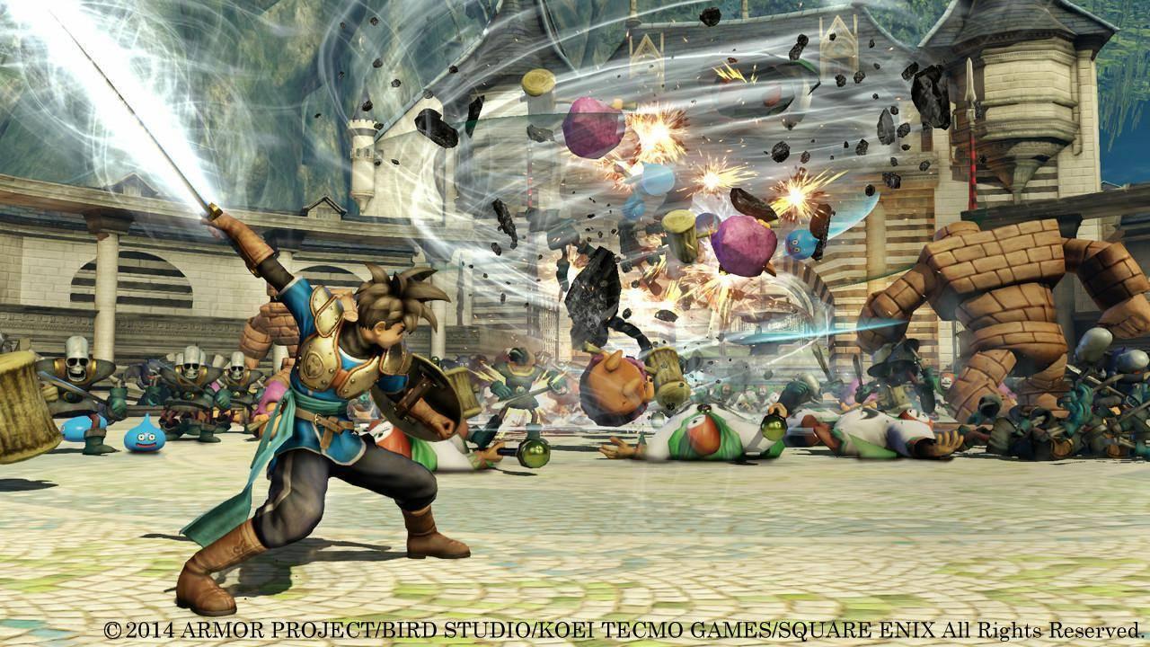 Dragon Quest Heroes Tips Filgaia
