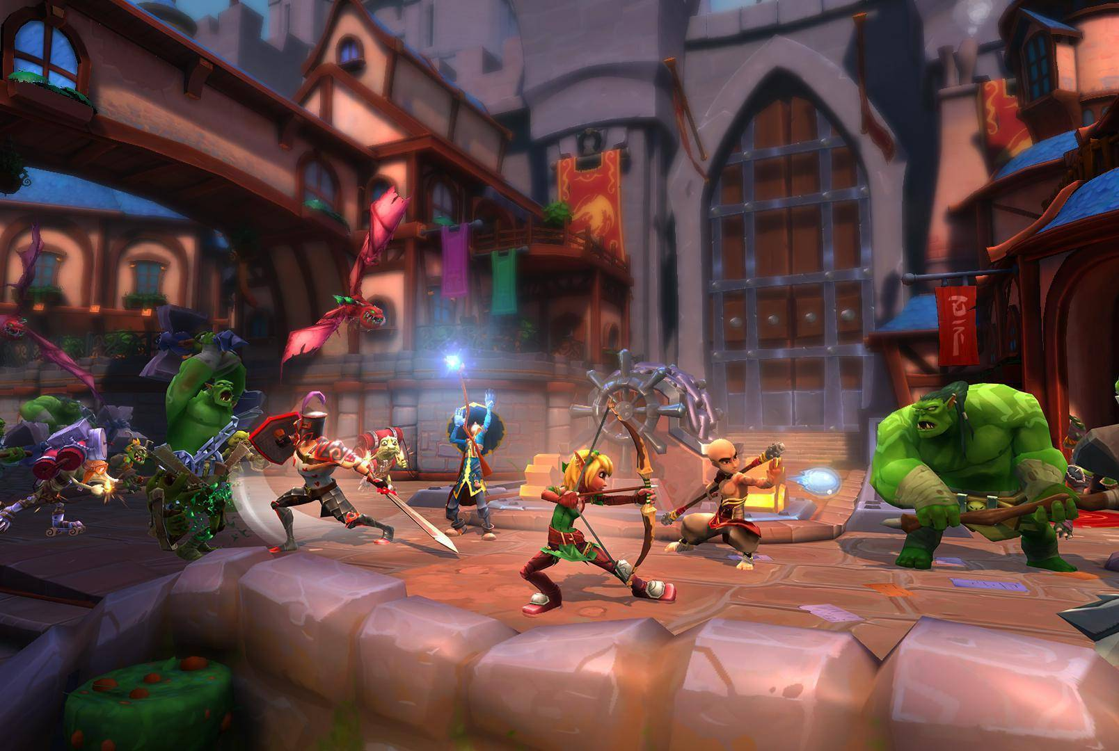 dungeon defenders 2 keys