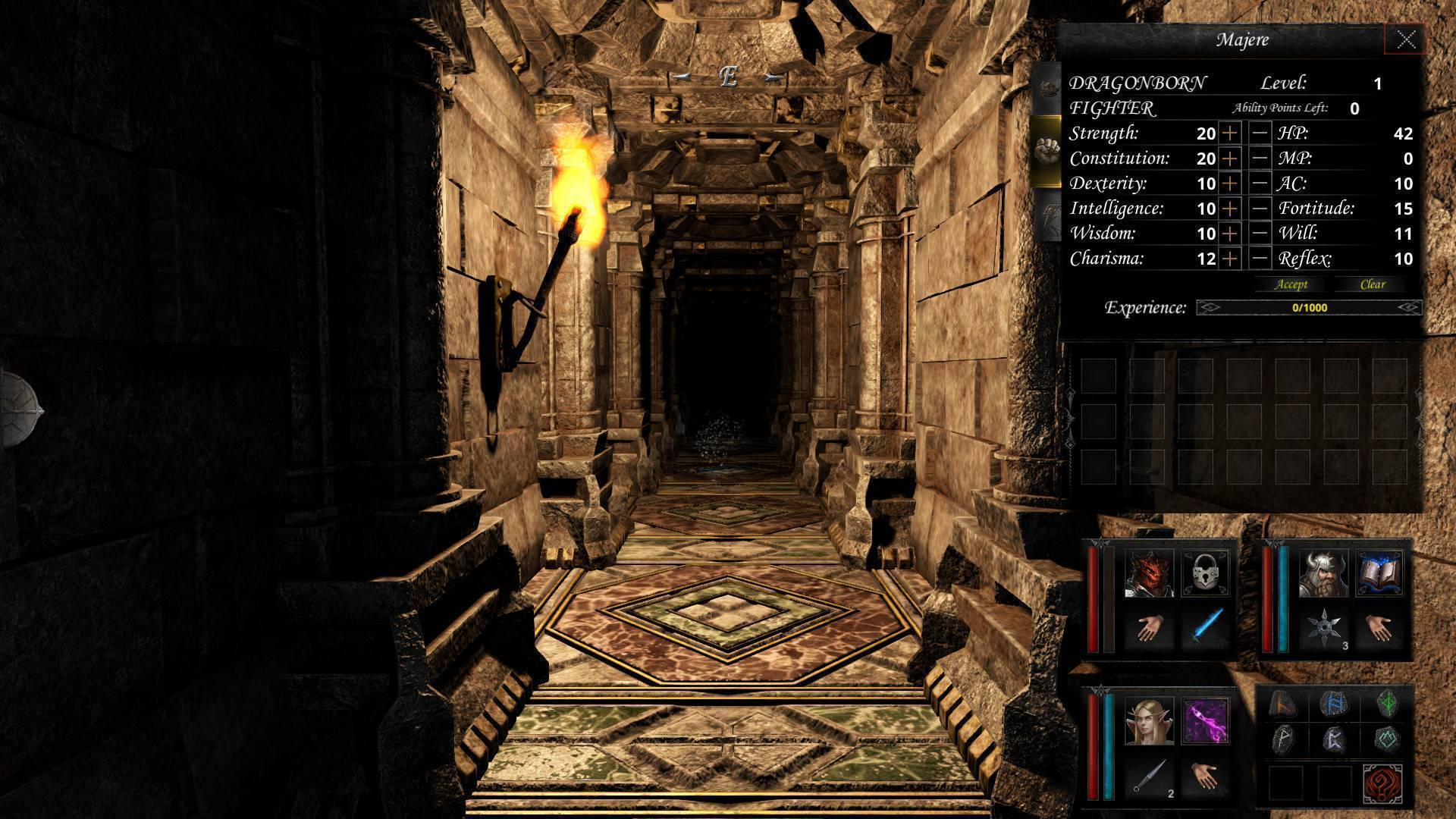 RPG old school : Dungeon Master, Eye Of Beholder, Grimrock.. - Page 7 Dungeon-of-dragon-knight-pc-cd-key-2
