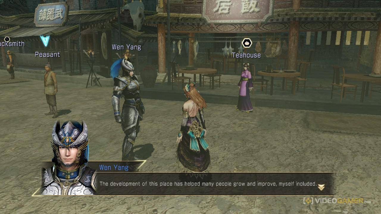 dynasty warriors 9 how to buy a house