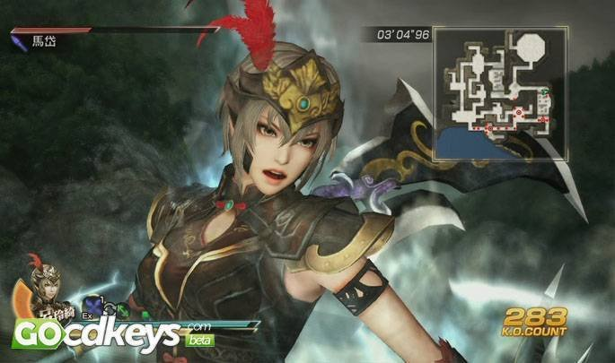 Dynasty Warriors 8 Xtreme Legends V1.02 [trainer +13] - cheats