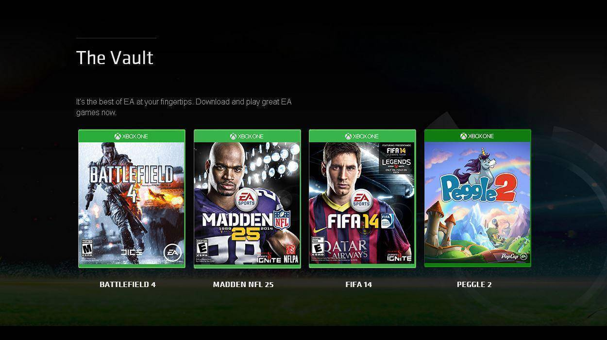 how to cancel ea access on xbox 1