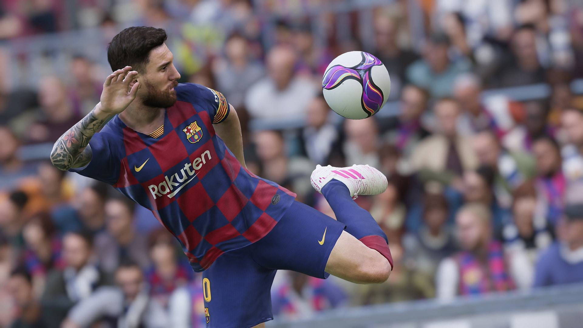 Article title about eFootball PES 2020