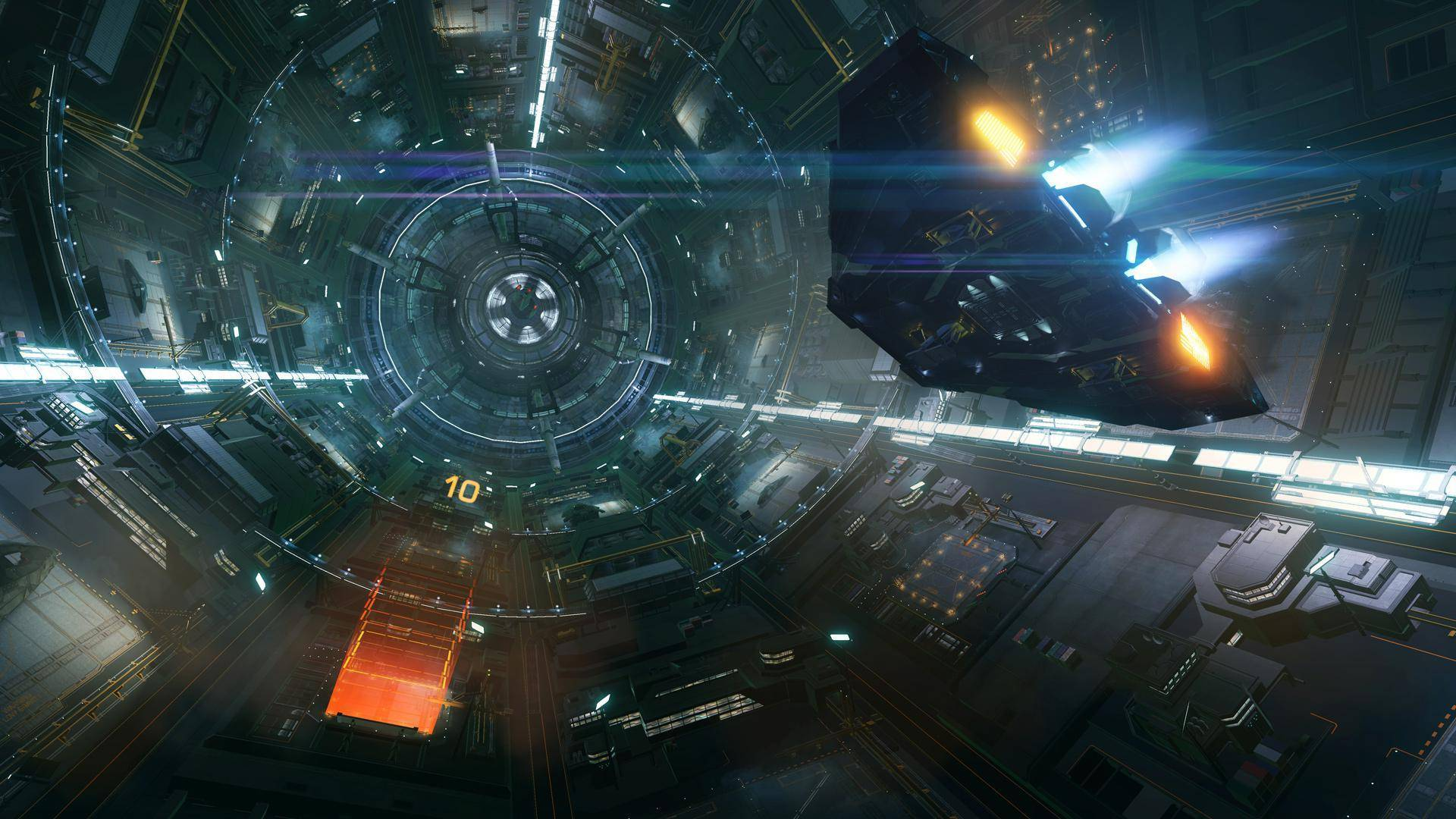 Article title about Elite: Dangerous